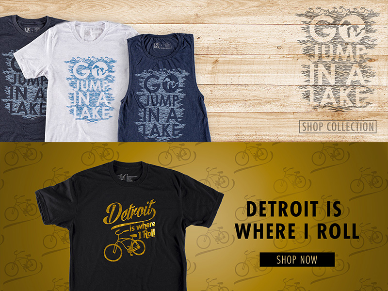 Apparel Great Lakes State